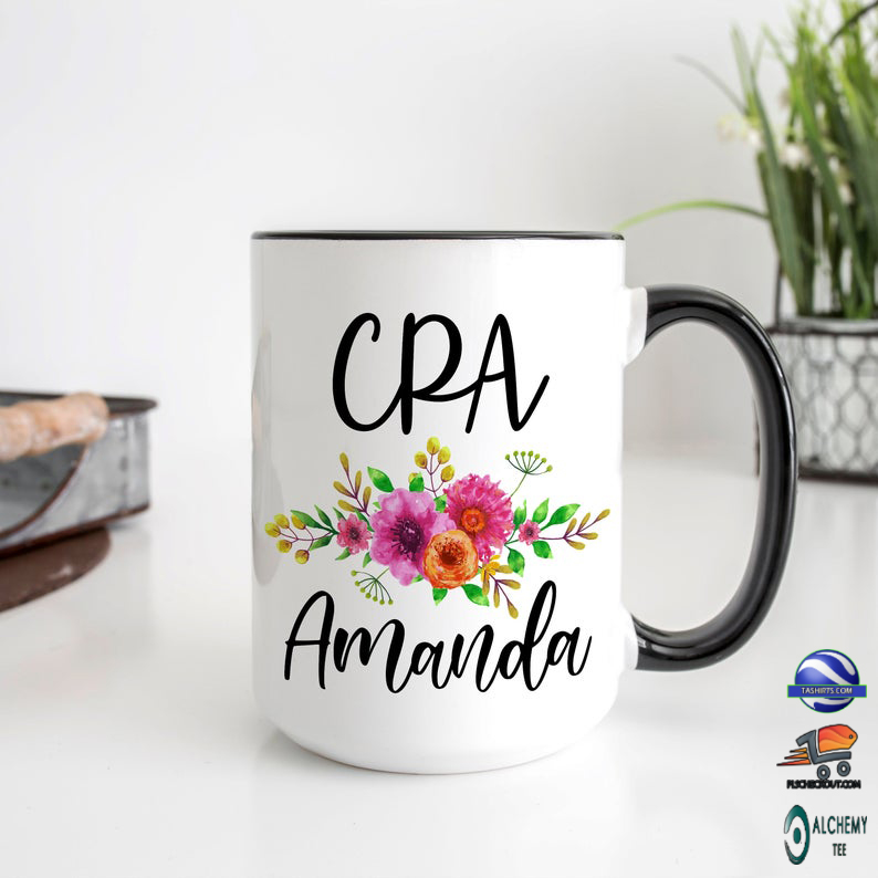 Personalized CPA Mug For Women