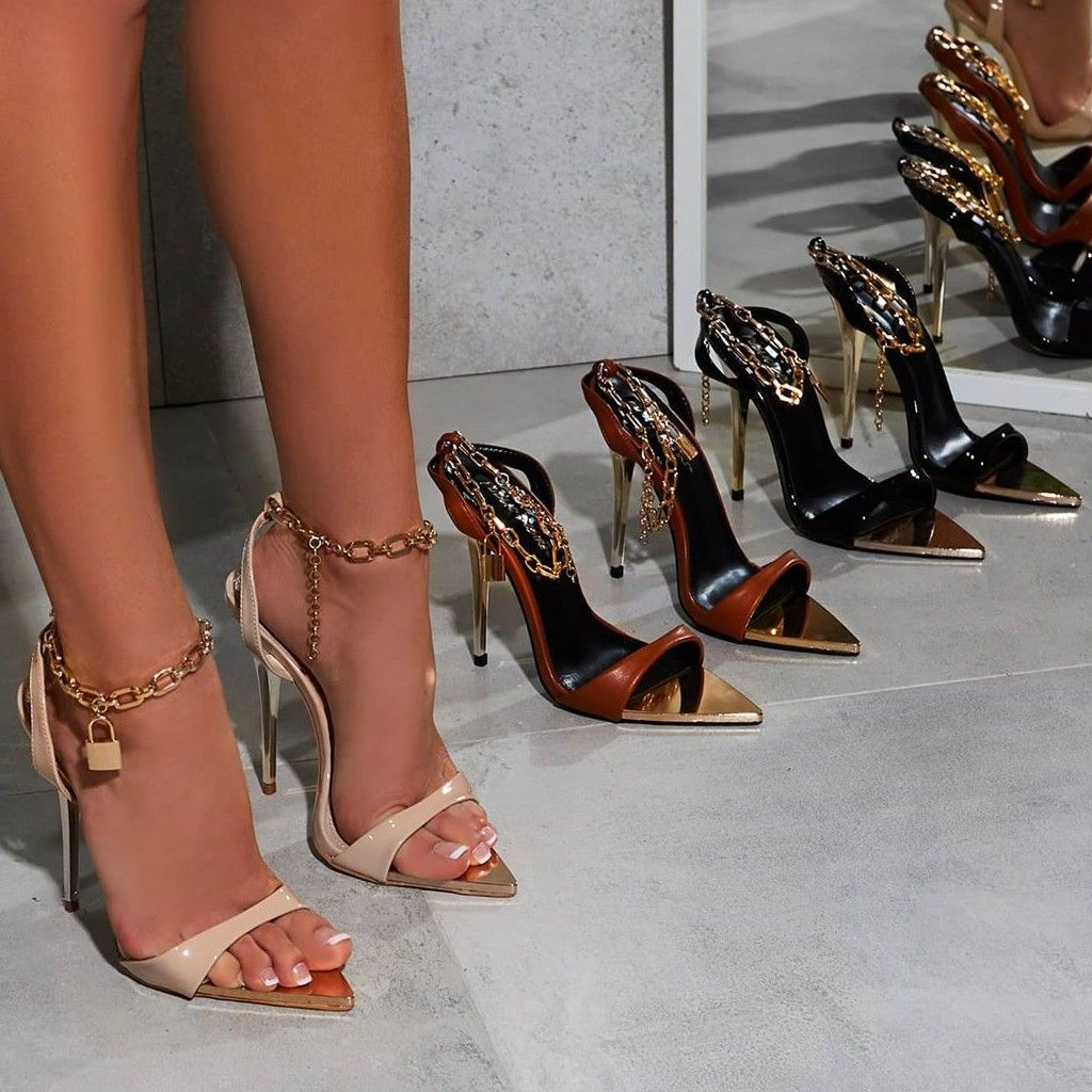 Top list of must have high heels shoes designs